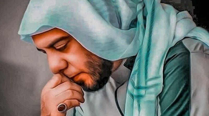 Syech Ali Jaber Wafat