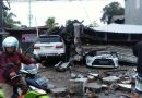 Akibat Gempa M 6,2 Bangunan Bertingkat di Mamuju Dilaporkan Ambruk